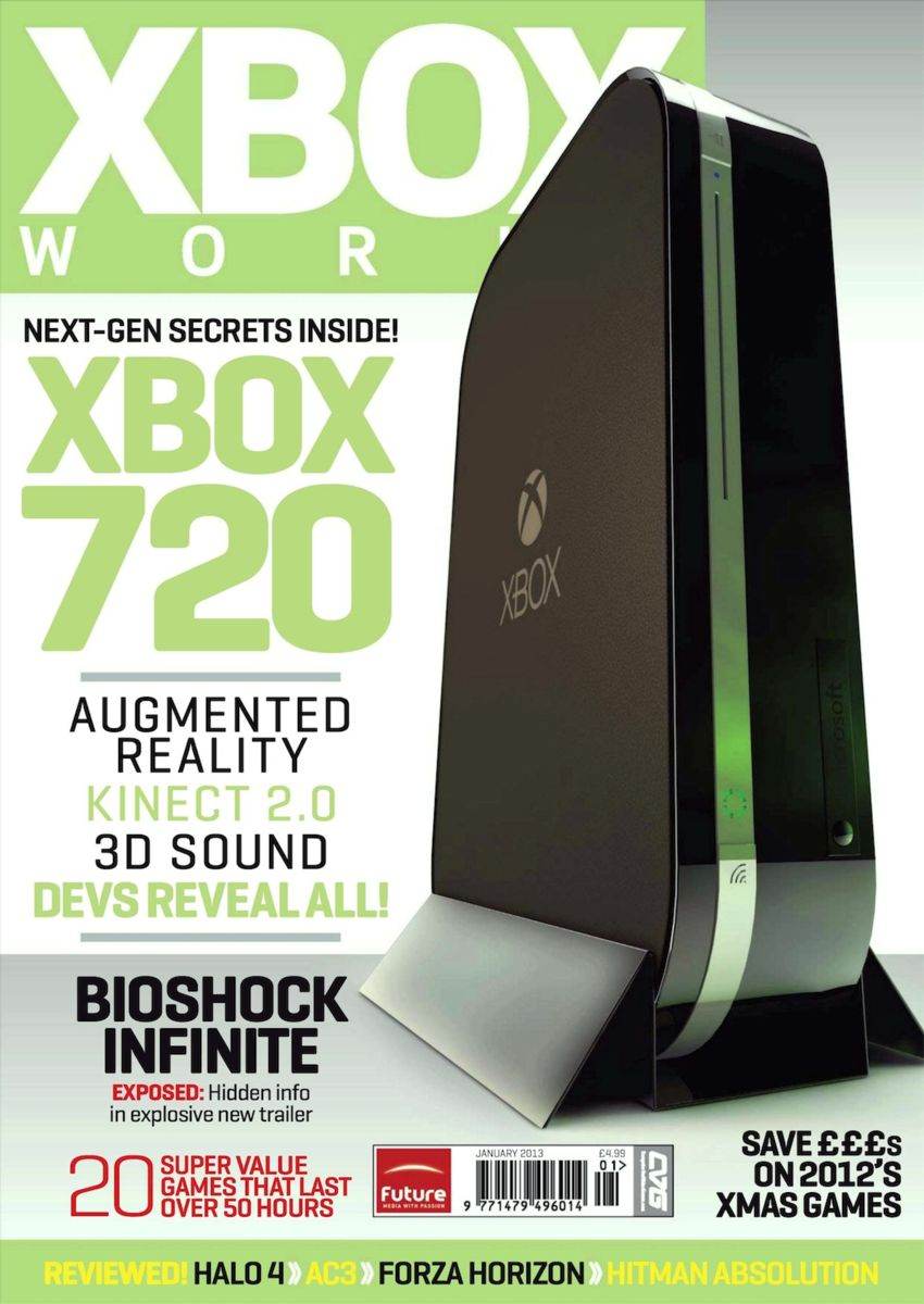 Xbox 720 | Durango | Rumors | Digital Trends