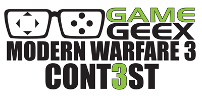 MW3 Contest Results