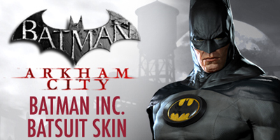 More Batman DLC