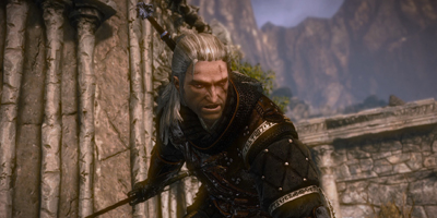 The Console Witcher