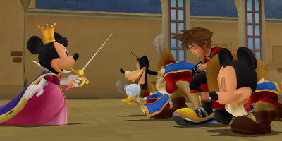 Kingdom Hearts Arts
