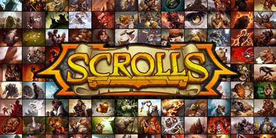 Scrolls 'supdated